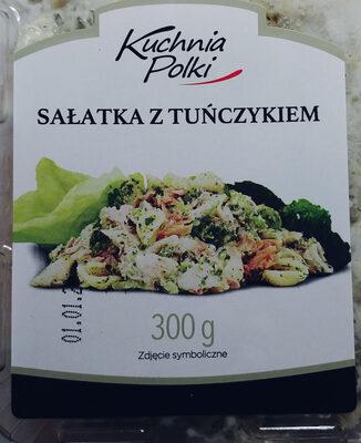 Sałatka z tuńczyka - Product