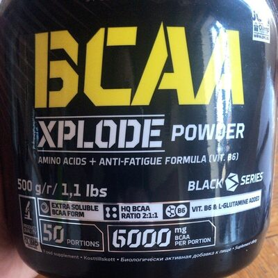 Olimp Sport Nutrition Bcaa Xplode Fruit Punch 5? - Product - en