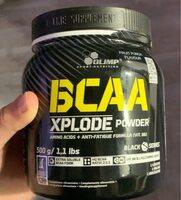 BCAA - Prodotto - fr