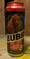 Piwo ŻUBR - Produkt - pl