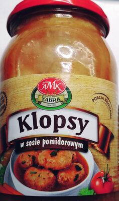 Klopsy w sosie pomidorowym - Product