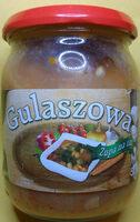 Zupa gulaszowa. - Product - pl