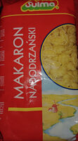 Makaron Nadarzyński - Продукт
