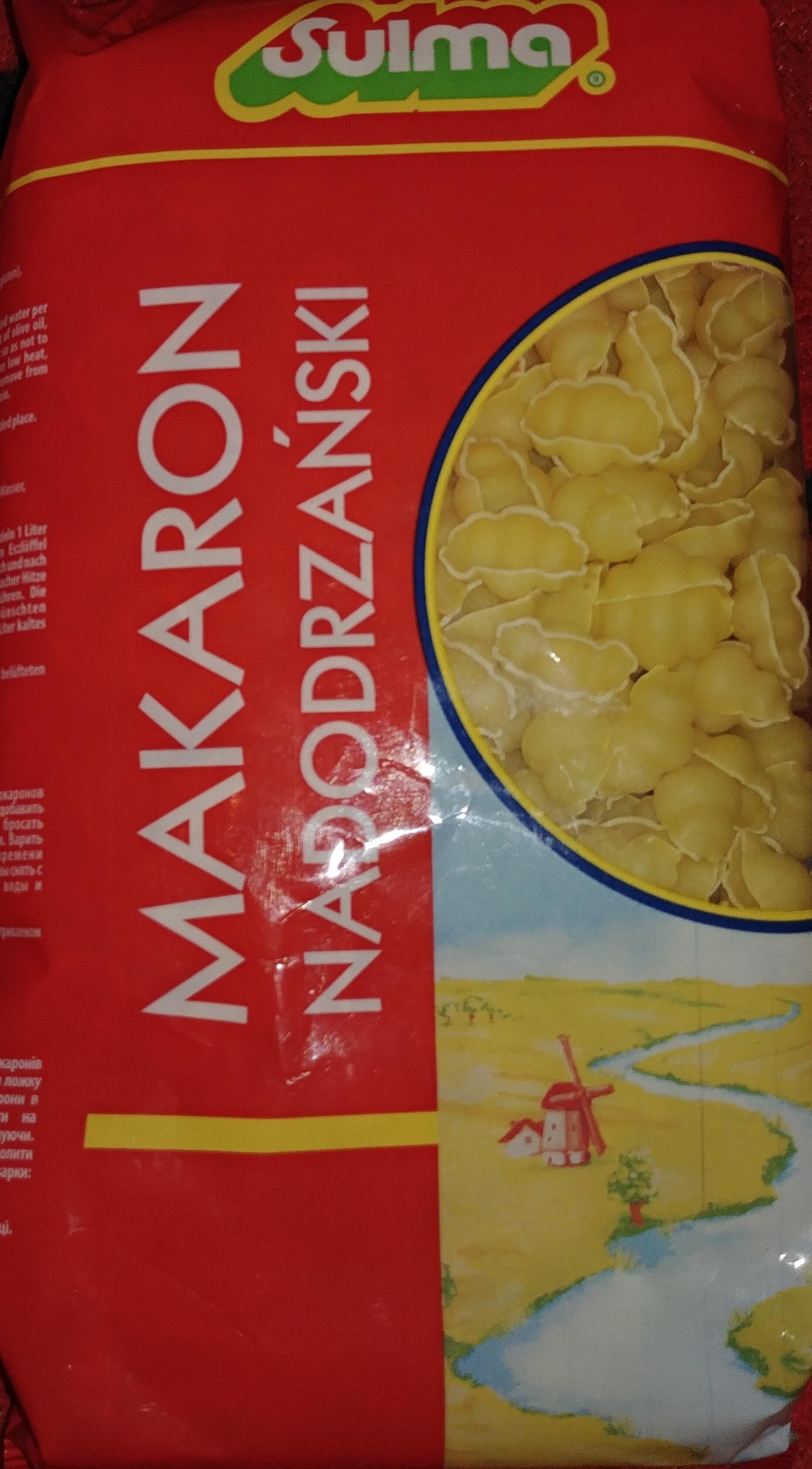 Makaron Nadarzyński - Продукт - ru