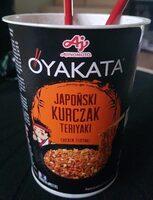 Oyakata japoński kurczak teriyaki - Product - pl