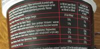 Soy sauce ramen soupe - Informations nutritionnelles - fr