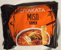 Oyakata Noodle (miso) - Product - fr