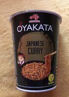 Nudle s curry příchutí - Produit - cs