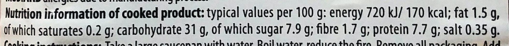 Pierogi z twarogiem i jagodami - Nutrition facts - en