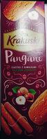 Herbatniki z kawałkiami orzechów laskowych (12%) - Produkt - pl