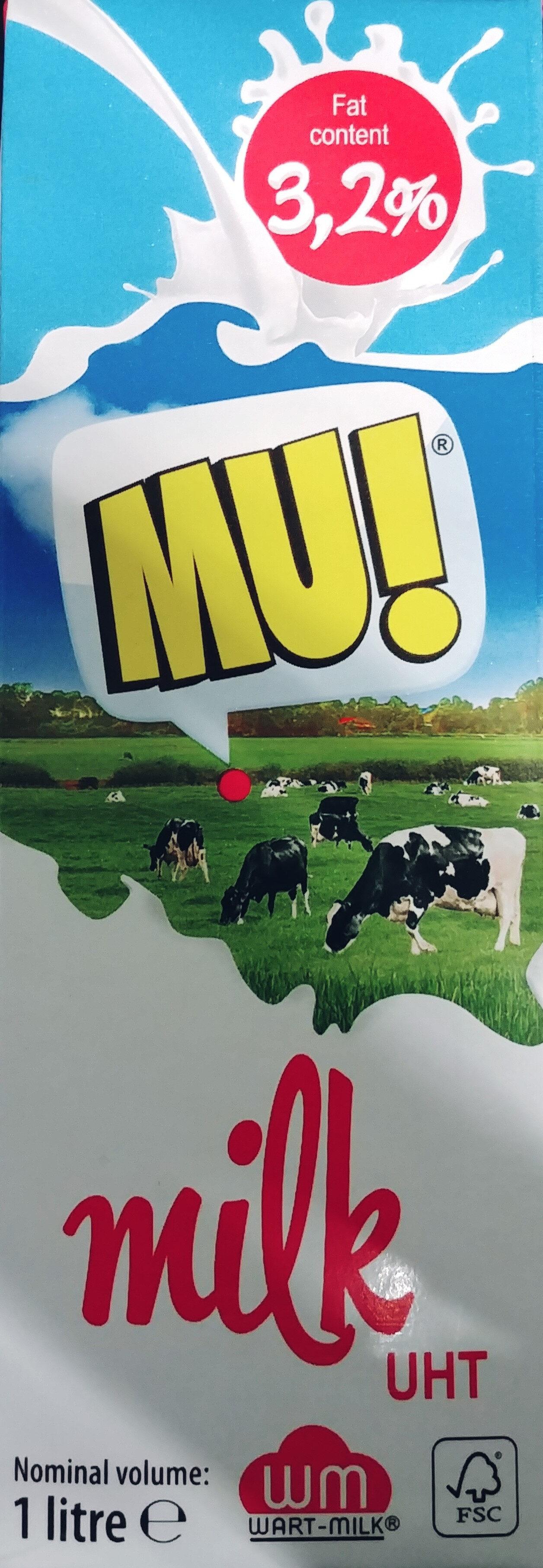 Mleko 3,2% - Product