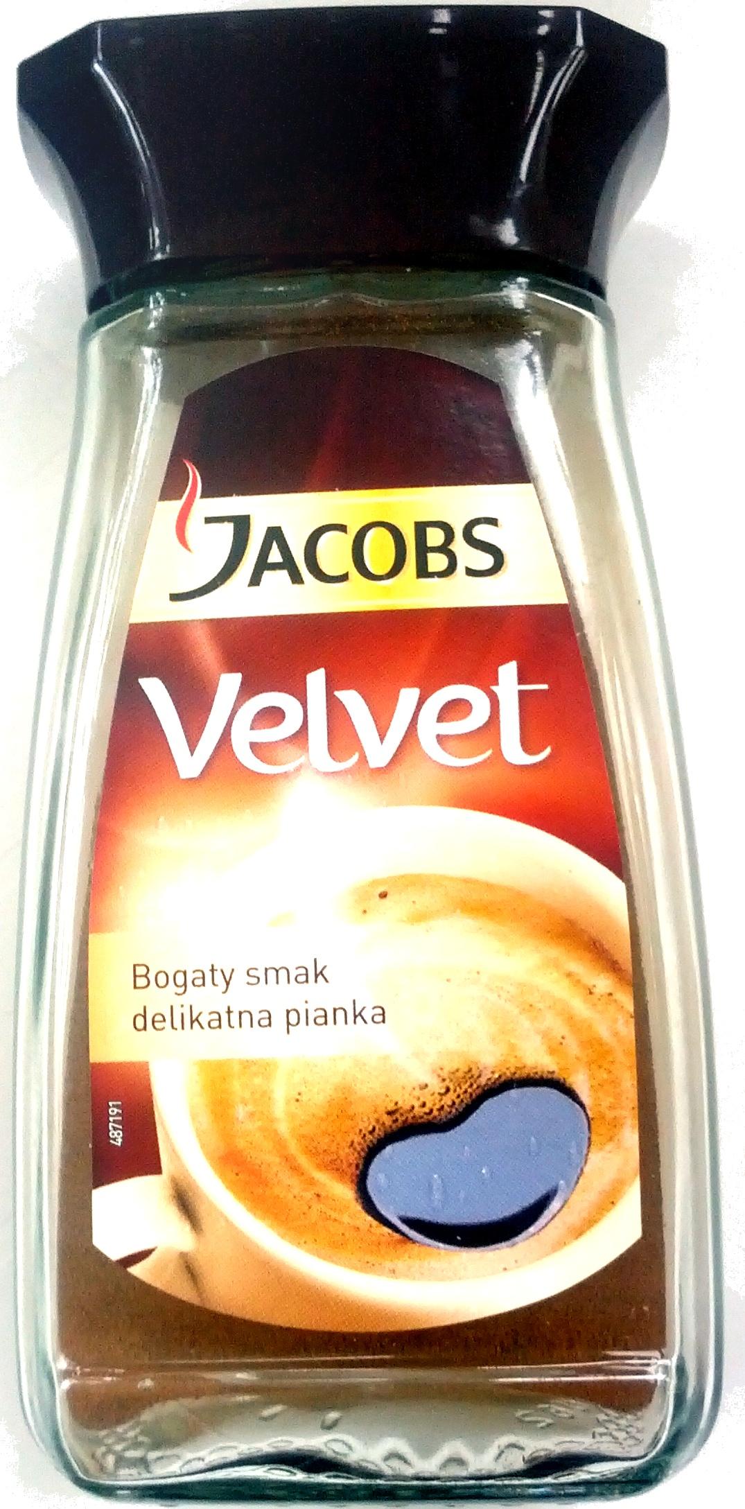 Jacobs Velvet - Product - pl