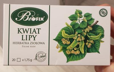 Kwiat lipy - Produkt