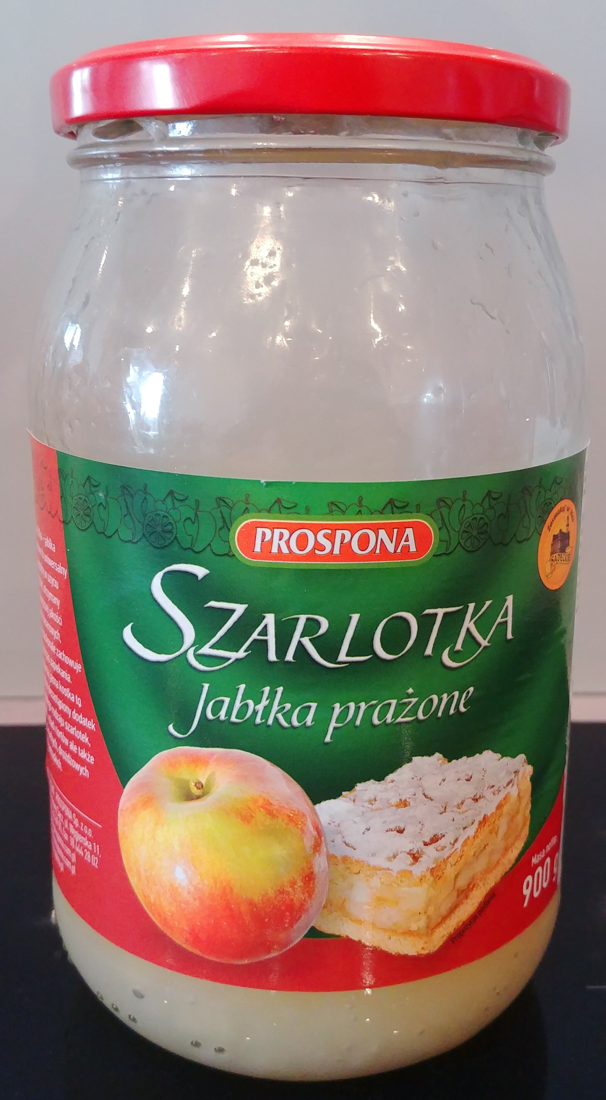 Szarlotka - jabłko prażone - Produit - pl
