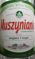 Water Mineral Muszynianka Still 1.5L 1 / 6 - Produkt - pl