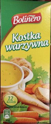 Kostka warzywna - Produit - pl
