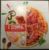 Pizza z synką i pieczarkami - Product
