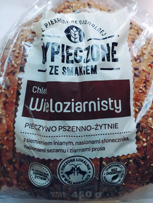 Chleb wieloziarnisty - Produkt