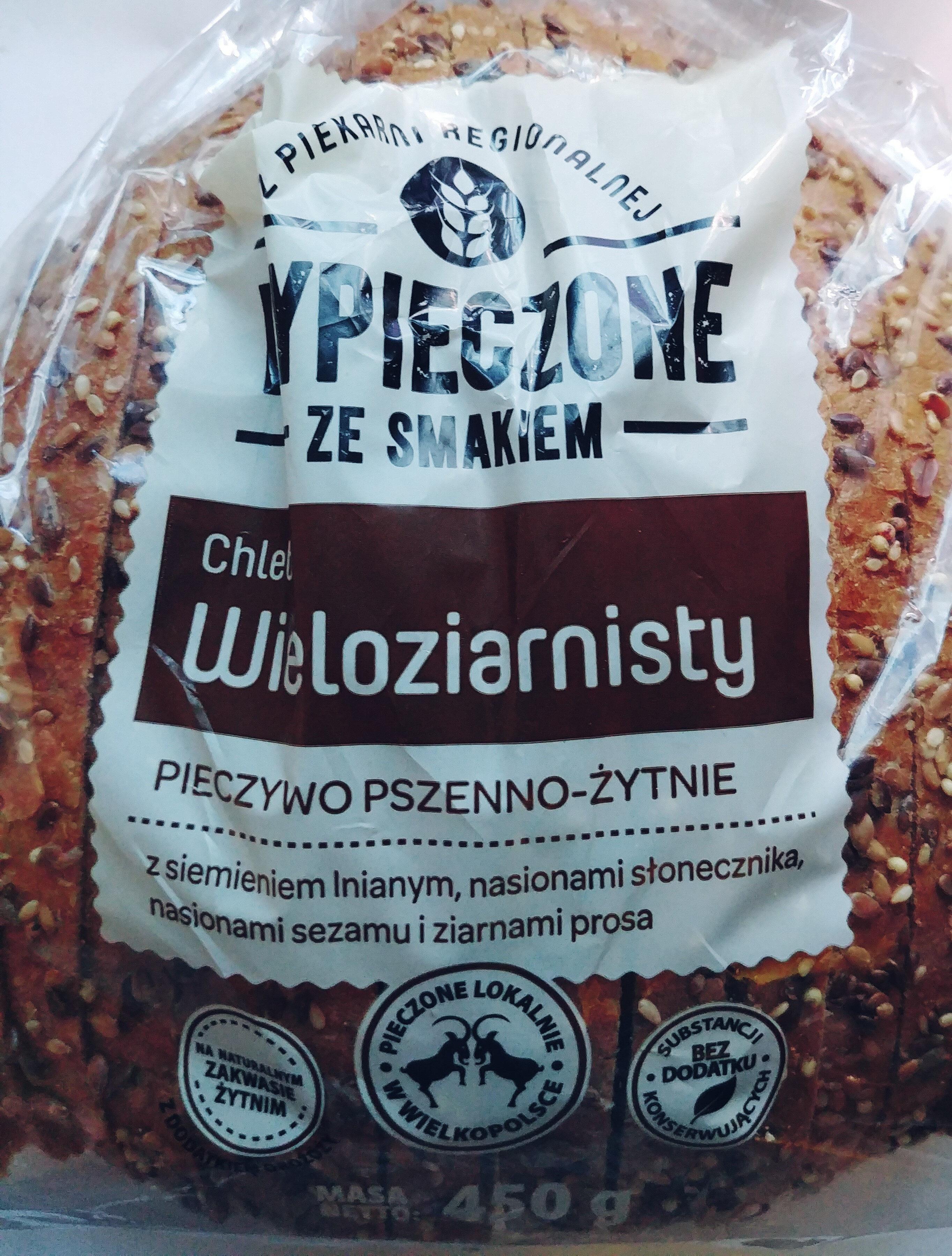 Chleb wieloziarnisty - Produkt - pl