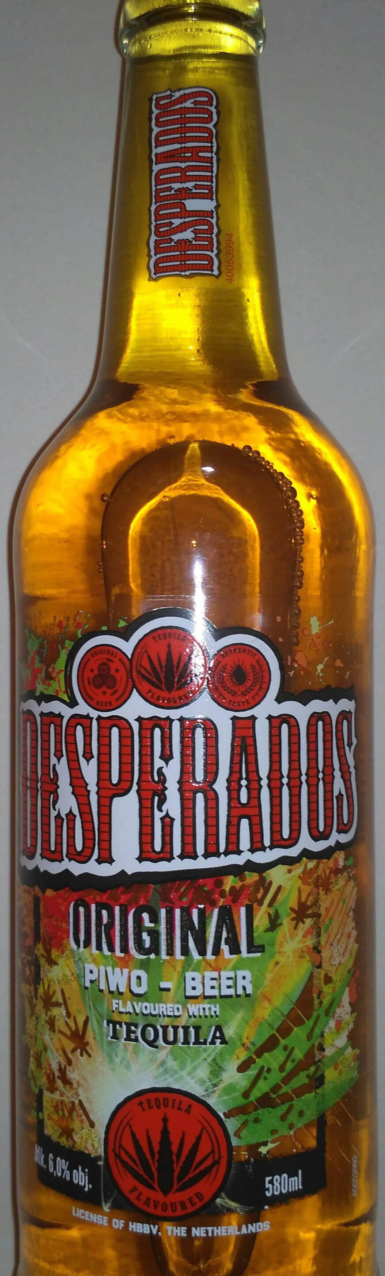 Desperados piwo - Produkt - pl