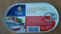 Hering în sos tomat - Produit