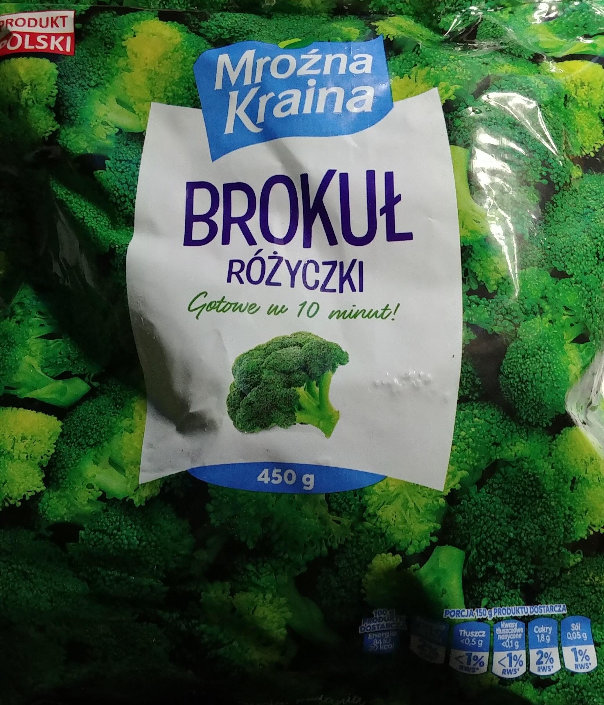 Brokuły różyczki - Produit - pl