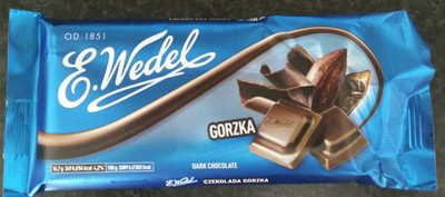 Dark chocolate - Produit