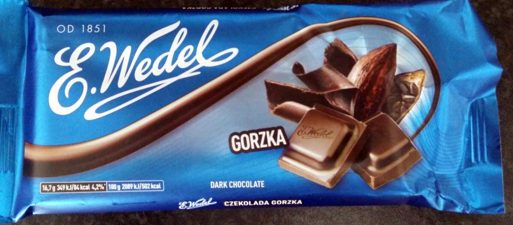 gorzka czekolada 64% - Product - pl