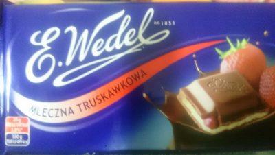 Mleczna Truskawkowa - Prodotto