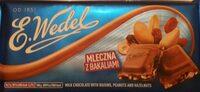 Chocolate Nuts & Raisins - Produkt - pl