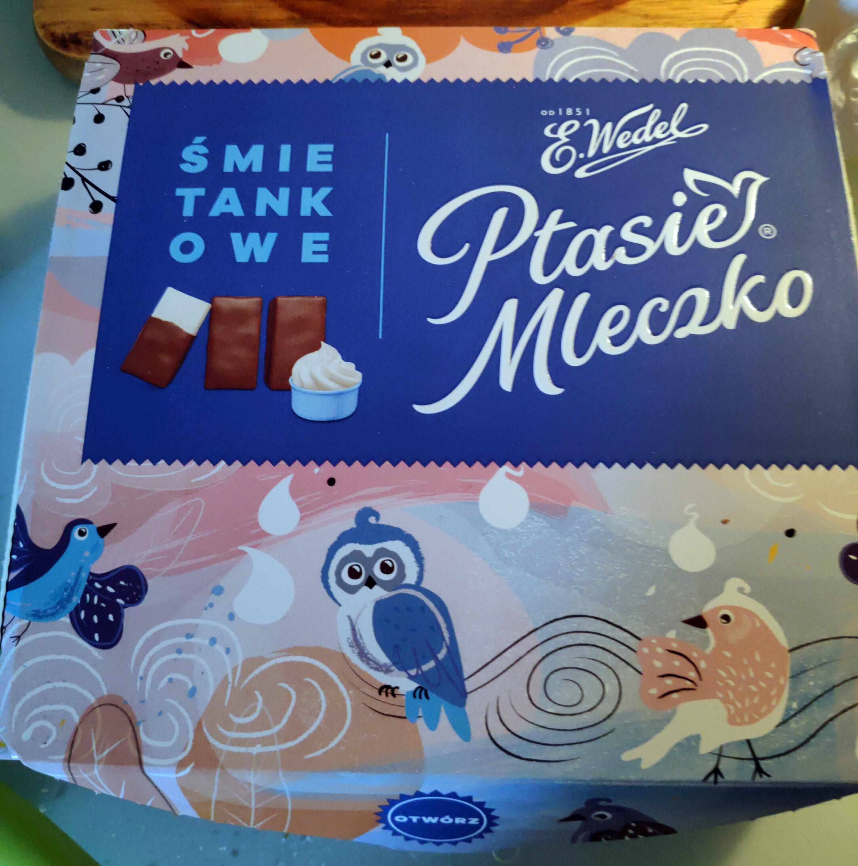 Ptasie Mleczko, Śmietankowe - Produkt - pl
