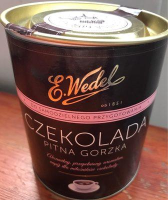 Czekolada pitna gorzka - Product - en