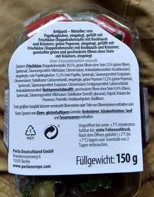 Antipasti Mix - Product - de