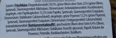 Antipasti Mix - Ingrediënten - de