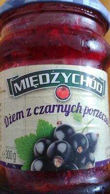 Dżem z czarnych porzeczek - Product - pl