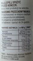 Kurczak w sosie słodko-kwaśnym z ryżem - Nutrition facts