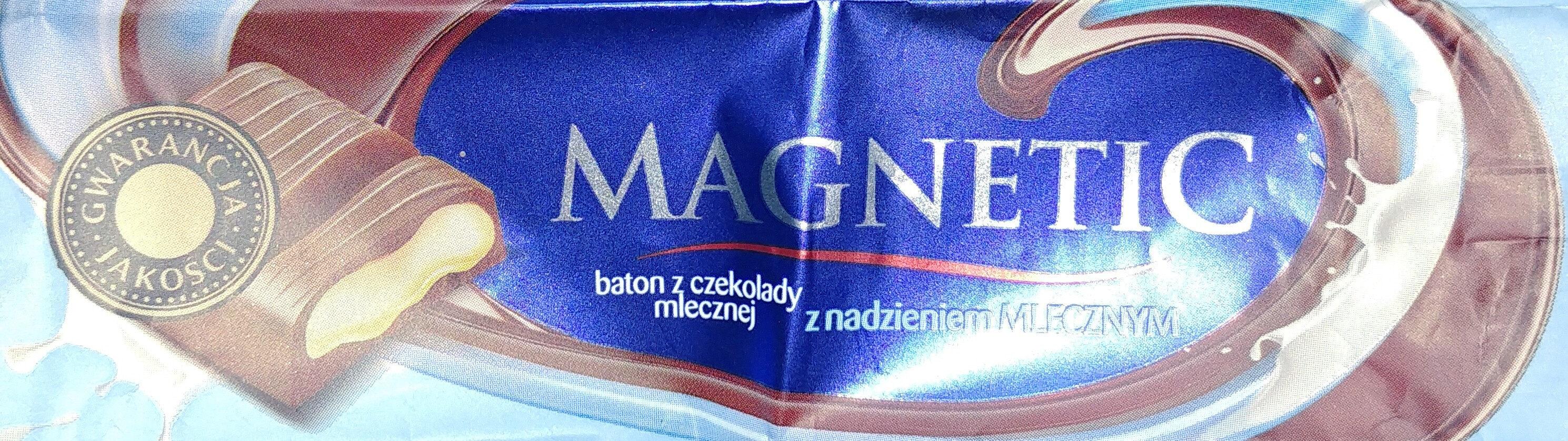 Baton z czekolady mlecznej - Produkt