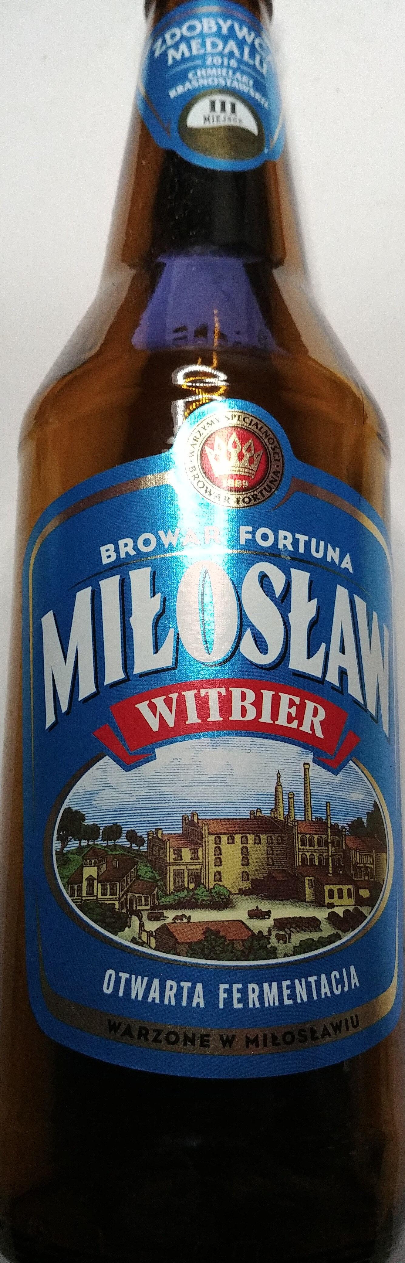 Witbier - Produkt