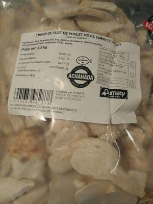 EUROXANTY/® 1 filet de 0,5 kg Filet de cuisson