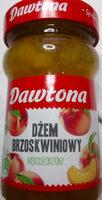 Dżem Brzoskwiniowy niskosłodzony - Produkt - pl