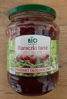 Buraczki tarte ekologiczne - Product