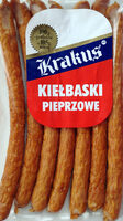 Kiełbaski pieprzowe - Produkt - pl