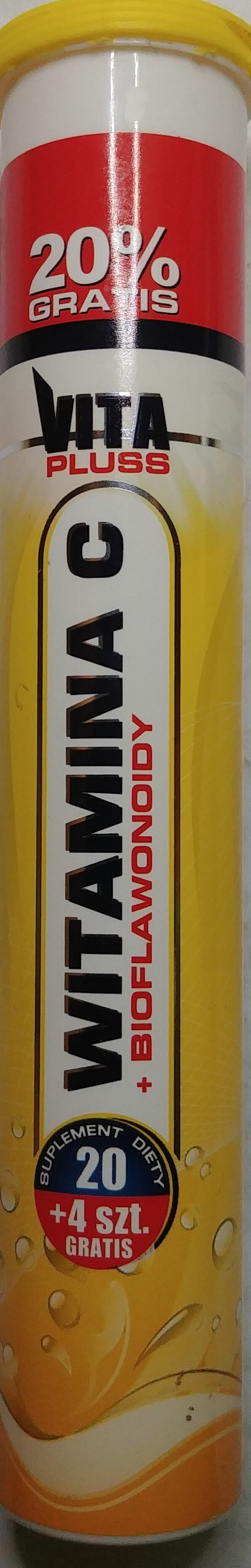 Witamina C + bioflawonoidy - Produit
