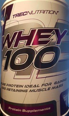 Whey 100 - Produit