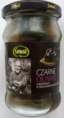 Czarne Oliwki - Produkt - pl