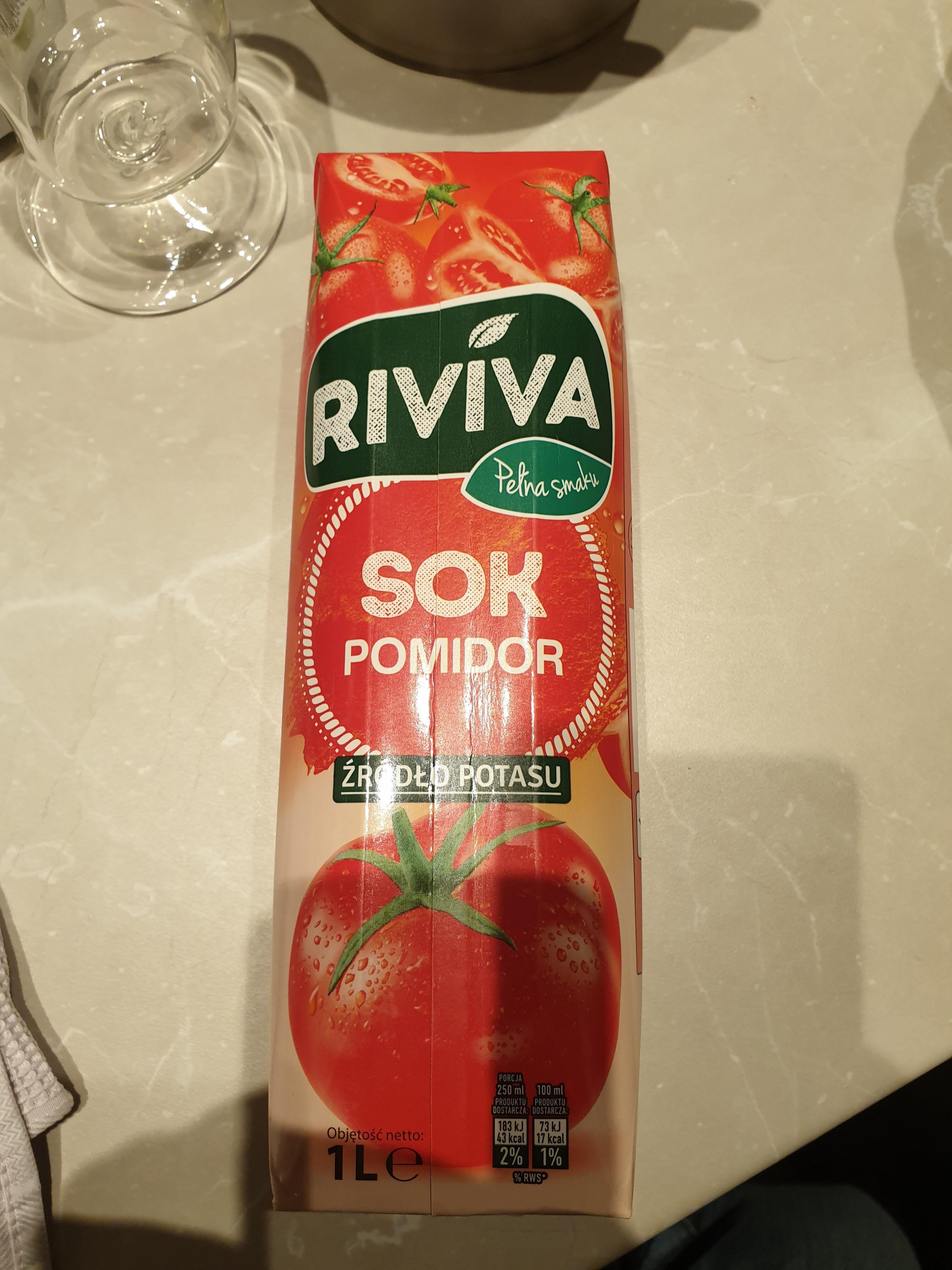 rivia sok pomodorowy - Product - pl