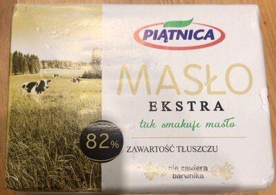 Butter extra - Produkt - pl