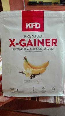 X-GAINER - Produkt