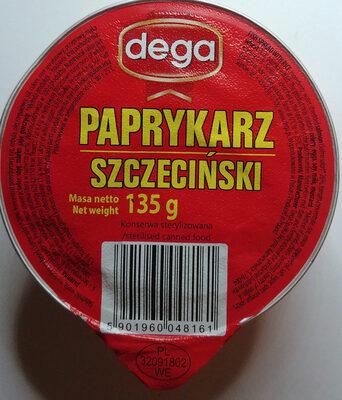 Paprykarz Szczeciński - Product - en