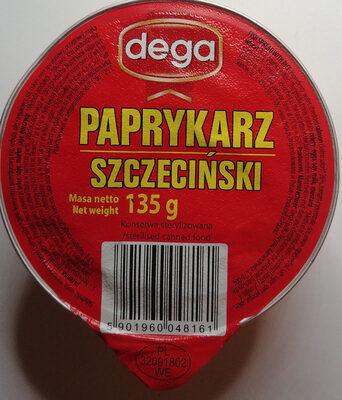 Paprykarz Szczeciński - Produkt